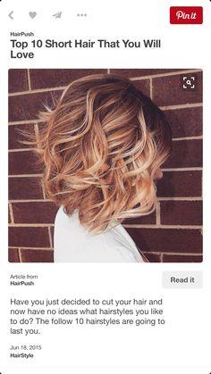 Cute hairstyles I gotta try
