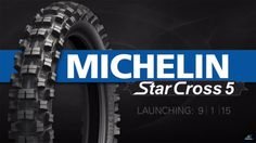 Michelin StarCross 5 Tire Introduction | Motorcycle Superstore