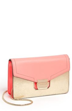 #fashion Milly 'Colby -  Mini' Leather Crossbody Bag | Hukkster