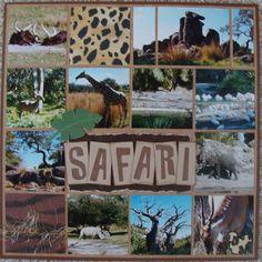 SAFARI - Scrapbook.com