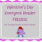 Super cute reader for Valentine's Day and it's FREE!Happy Valentine's Day!...