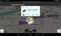 A Waze a Wayteq x995 Max-on