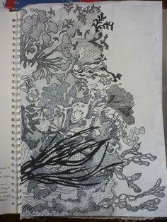 sketchbook study