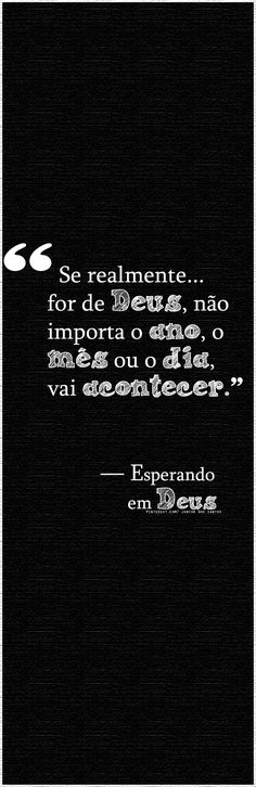 Se realmente for de Deus.... Favorite Quotes, Best Quotes, Love Is My Religion, Peace Love And Understanding, Jesus Prayer, Little Bit, Jesus Freak, Meaning Of Life, Jesus Loves Me