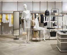 Modissa Flagship Store en Zurich, por Matteo Thun & Partners