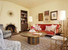 living room design by tyler dawson
