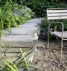 bossige tuin in jaren zeventig wijk, amersfoort « Studio TOOP Tuinarchitectuur