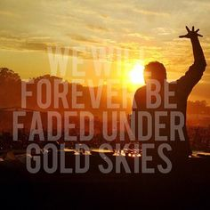 Martin Garrix - Gold Skies