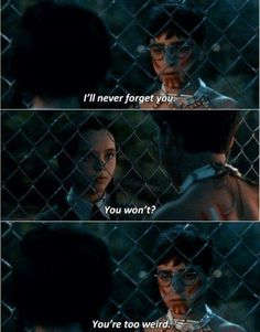 addams family values (wednesday addams) Tv Quotes, Movie Quotes, Funny Quotes, Funny Memes, A Familia Addams 2, Los Addams, Addams Family Values, The Addams Family, Ill Never Forget You