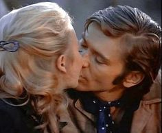 Pete Duel with Juliet Mills  Alias Smith and Jones  Ep. The Man Who Murdered Himself 1971