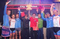 Gewinner der Triathlon Team Exhibition - wir gratulieren ganz herzlich!