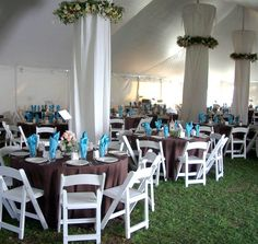 Bauer's Tents & Party Rentals Table Decorations, Tents, Furniture, Party, Home Decor, Teepees, Decoration Home, Room Decor, Tent