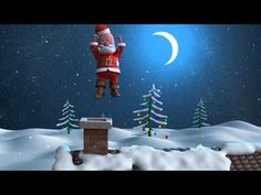 You can visit with Santa Live from the North Pole via your webcam! Invite Santa into your home and visit with him from the comfort of your living room. Merry Christmas Gif, London Christmas, Santa Christmas, Christmas Greetings, White Christmas, Christmas Gifts, Christmas Ornaments, Jingle Bell Rock, Design Web