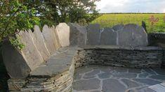 Camel-quarry-house-cornwall bench-Emma-Cooper-Key-gardenista