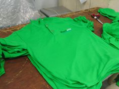 #promotional tee #customembroidery.