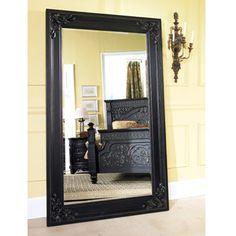 Britannia Rose Framed Floor Mirror. Idea for next mirror