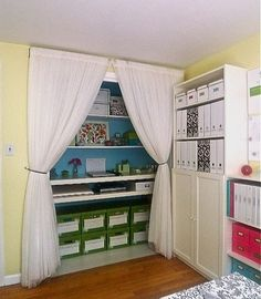 Sewing Room Design, Pictures, Remodel, Decor and Ideas - page 7