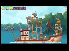 Angry Birds Rio ᴴᴰ   Compilation Latest Game