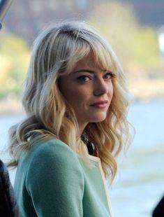 Spider Man 2, Spider Gwen, Emma Stone Eyes, Emma Stone Gwen Stacy, Actress Emma Stone, Female Pilot, Marvel Women, Hollywood Actor, Girl Crushes