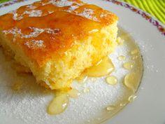 Tarte de requeijão com coco e mel by a galinha maria, via Flickr