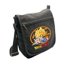 Bolso bandolera Dragon Ball Z. Goku
