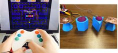 How to 3D Print a Working Video Game Controller & Other Electronics Using Play-Doh for Circuits HTTP://3DPRINT.COM/41045/3D-PRINTED-CONTROLLER-GAME/