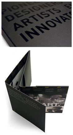 UCreative.com - 35 Creative Presentation Folder Designs for Identity Branding | UCreative.com