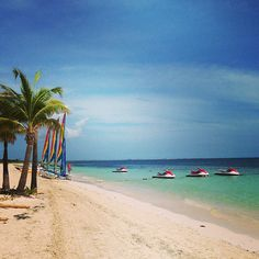 Excellence Playa Mujeres beach. A paradise #TravelTuesday!