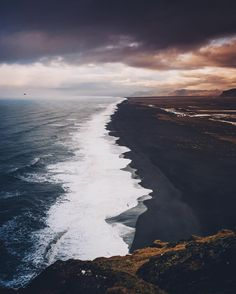 Stunning landscape in Iceland by Dean Cothill