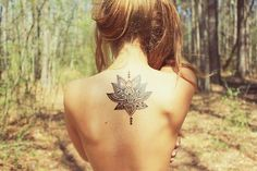 The lotus represents a new beginning or a hard time in life that has been overcome.  It also stands for love, kindness, protection, and is said to purify hatred and anger.
