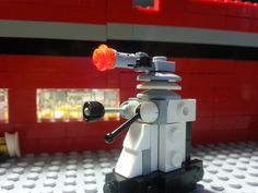 Lego dalek 2 by starwars98 on DeviantArt