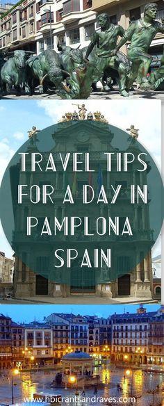 Pamplona, Spain - Tr
