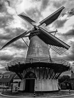 Windmolen Korenlust -  windmill - Stellendam by Stil Licht, via Flickr