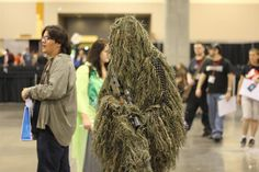Even MW3 players cosplay