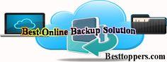 online backup solution