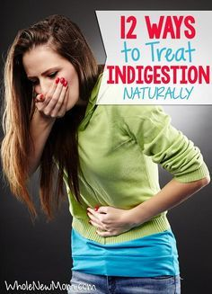 Got indigestion? These tips will help you prevent indigestion and the natural indigestion remedies are sure to help your stomach aches feel better.