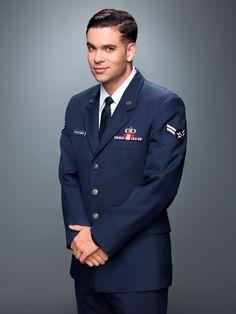 Mark Salling as Puck in Glee Season 6