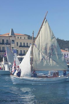 Spetses, Greece Greece Tours, Greece Travel, Malta, Places In Greece, Greek Isles, World Photography, Spain And Portugal, Sailboats, Ancient Greece