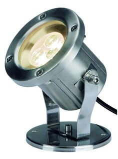 View the SLV Lighting 4230802U LED Outdoor Single Head Flood Light from the Nautilus Collection at LightingDirect.com.