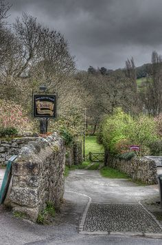 The Cleave, Lustleigh, Devon