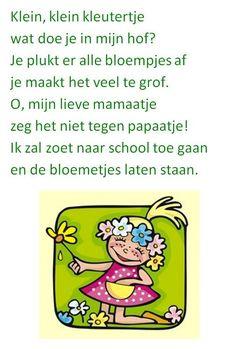 Learn Dutch, Dutch Language, Kids Songs, Long Time Ago, Childhood Memories, Feel Good, Poems, Education, Feelings
