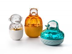 The Zoo Collection | Jaime Hayn for Baccarat