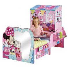 Cama infantil Mickey Mouse.Para niños pequeños. BB86681MM | Camas ...