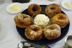 Doughnuts at Tabard Inn on Bitches Who Brunch {www.BitchesWhoBrunch.com}
