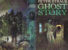 Ghost Story, Peter Straub. One of the few books I actually had to put down and turn the lights on... scary!