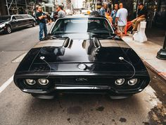 Plymouth Gtx Roadrunner