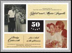 Invitation Ideas Anniversary Invitations Unique 50th Wedding Custom