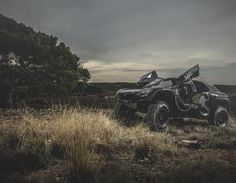 """""""A brand new team will take place in the #Peugeot2008DKR for the #Dakar2016. The Lion & the Bull will be out again! #Peugeot #Rebull"""""""