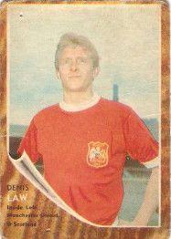 101. Denis Law Manchester United