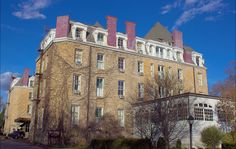 These 10 Haunted Hotels Will Scare The Living Daylights Out of You